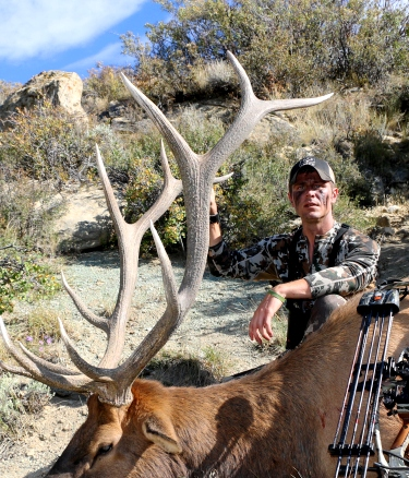 Idaho and Utah Elk Hunts